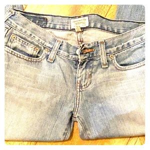 Abercrombie & Fitch Flare Leg Jeans 0S